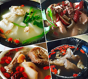 confinement food catering singapore food menu with meal delivery service
