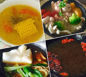 Confinement Food Cooked By Singapore Confinement Lady