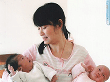 Confinement Nanny Singapore Twins Girl