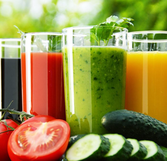 Five Juices For Pregnant Mothers