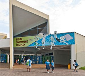 Bedok Swimming Complex 901 New Upper Changi Road Singapore 467355