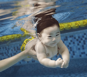 infant swimming lessons singapore
