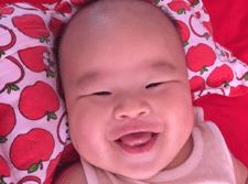 Babysitter Singapore Babysitting Chubby Boy