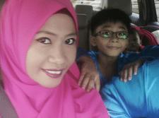 Part Time Babysitter Singapore Nanny Siti