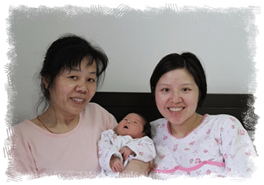 Confinement Nanny Singapore Agency Services - NannySOS