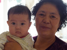 Daytime Nanny Granny Child