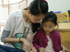 Nanny Singapore Teaching Child