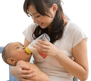mummy-no-breastfeeding