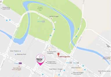 Singapore Babysitter Punggol Location