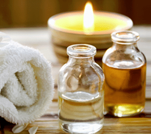 Postnatal Massage Oil And Towels