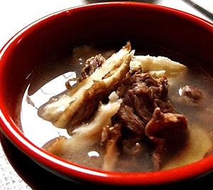 Dang Gui Nourishing Soup