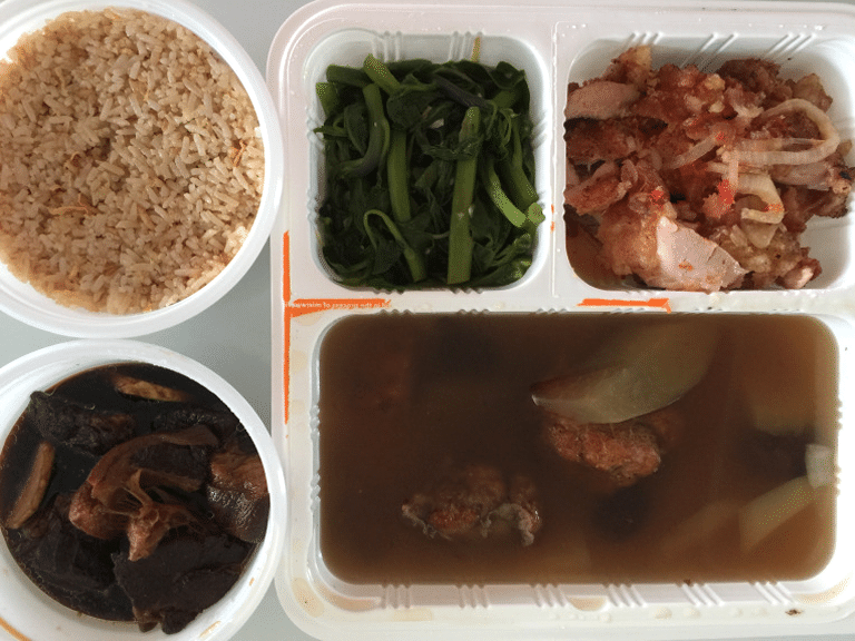 Confinement Food Meal Package