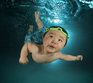 Baby Swimming Lessons in Singapore
