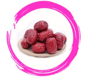 confinement ingredients red dates