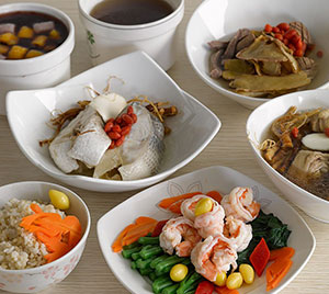 Confinement food catering singapore nannysos home cooked confinement food forumfinder Gallery