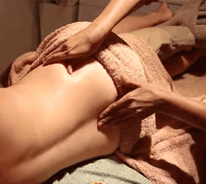 Post Natal Massage During Confinement