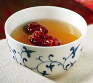 Red Date Tea