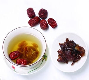 Red Dates Tea for Confinement