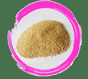 Confinement Food Millet