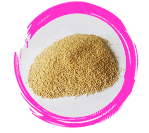 Confinement Food Millet
