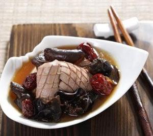 Confinement Food - Uterus Healing Herbal Soup
