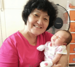 Confinement Nanny Alice LY