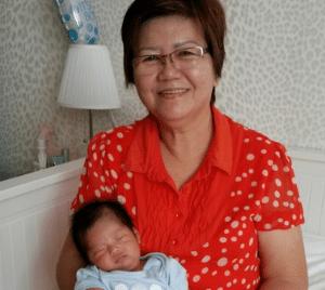 Confinement Nanny Kiau