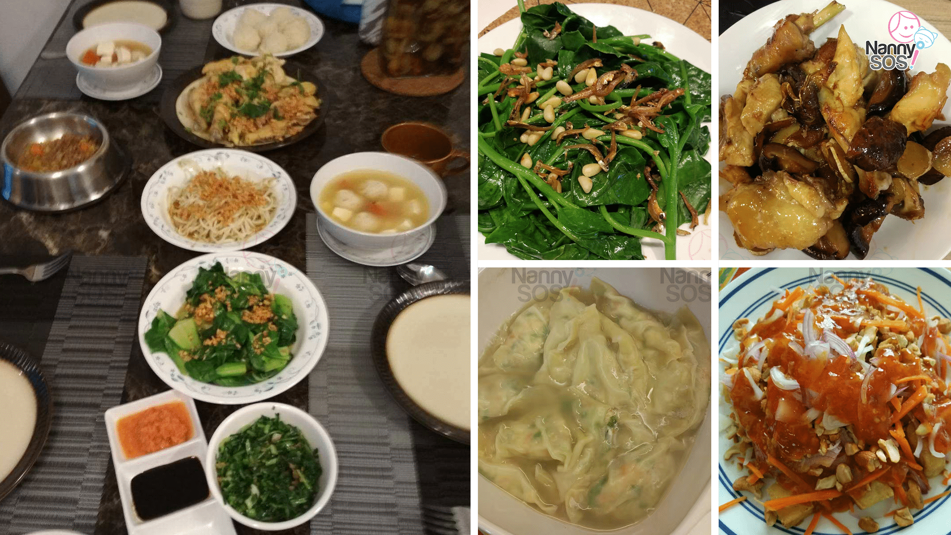 Confinement Meals by Nanny Chan in Singapore