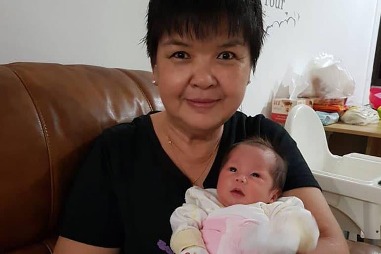 Confinement Nanny Nyok Ming
