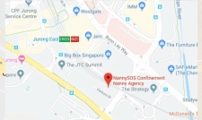 Confinement NannySOS Singapore Confinement Nanny Agency Address Location